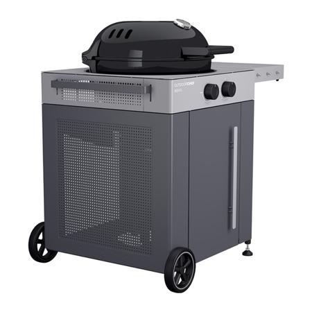 AROSA 570 - Grill Gazowy 9,5 kW z System Zabezpieczenia Płomienia (GSS)